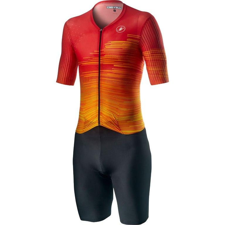 Castelli PR Speed Suit - fiery red 051