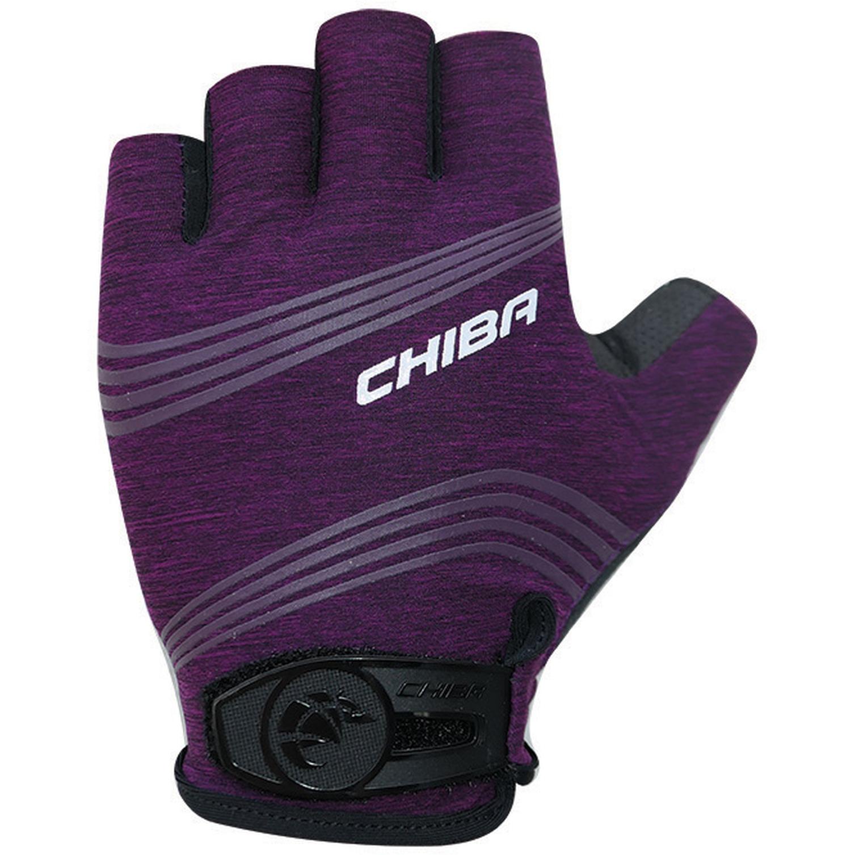 Chiba Super Light Bike Gloves Women - violet