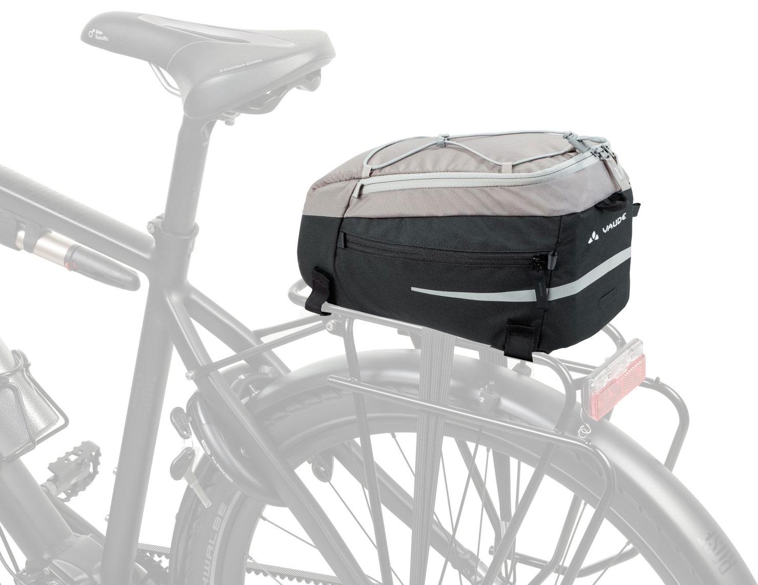 Bild von Vaude Silkroad M Fahrradtasche - schwarz