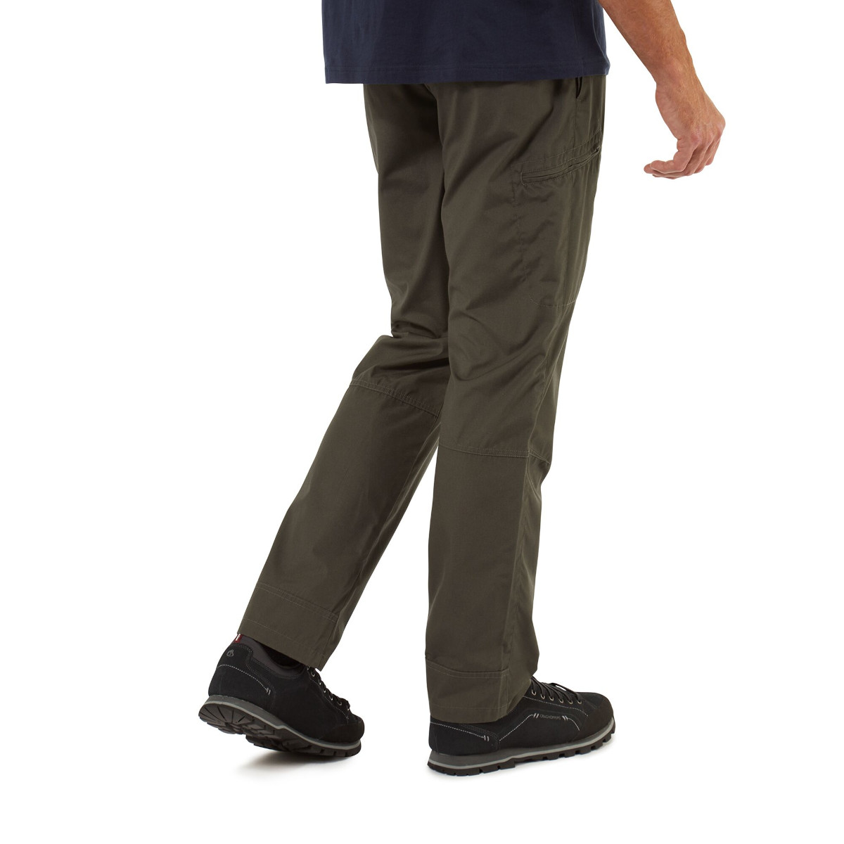 Image of Craghoppers Kiwi Boulder Slim Trousers - Bark