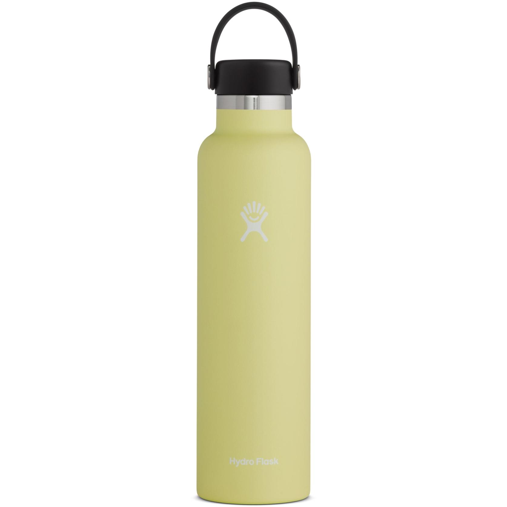 Produktbild von Hydro Flask 24oz Standard Mouth Flex Cap Thermoflasche 710ml - Pineapple