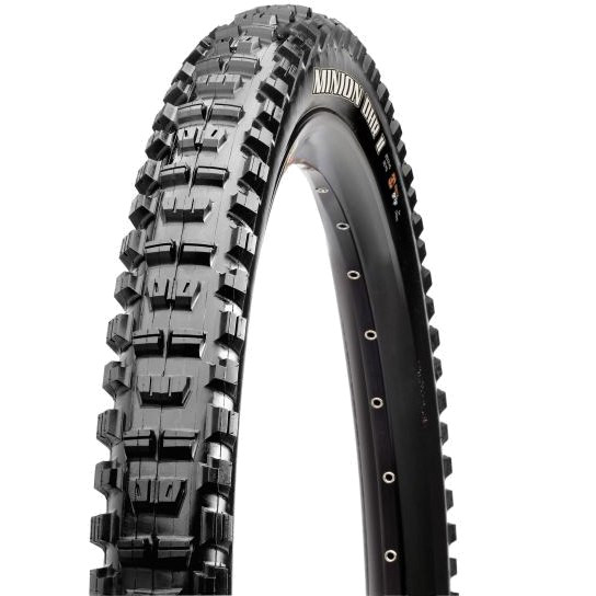 """Picture of Maxxis Minion DHR II MTB Folding Tire DD TR 3C MaxxGrip WT - 27.5x2.40"""""""