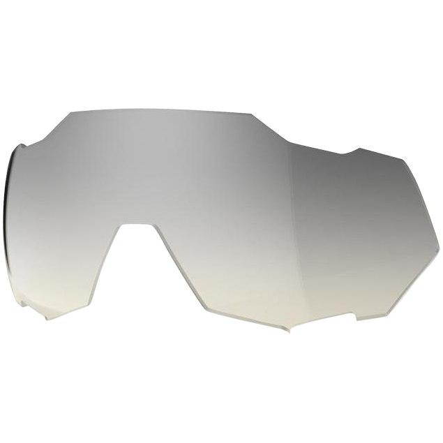 Imagen de 100% Speedtrap Mirror Lente de repuesto - low light/yellow silver