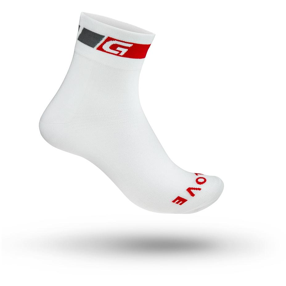 GripGrab Classic Regular Cut Sock - white