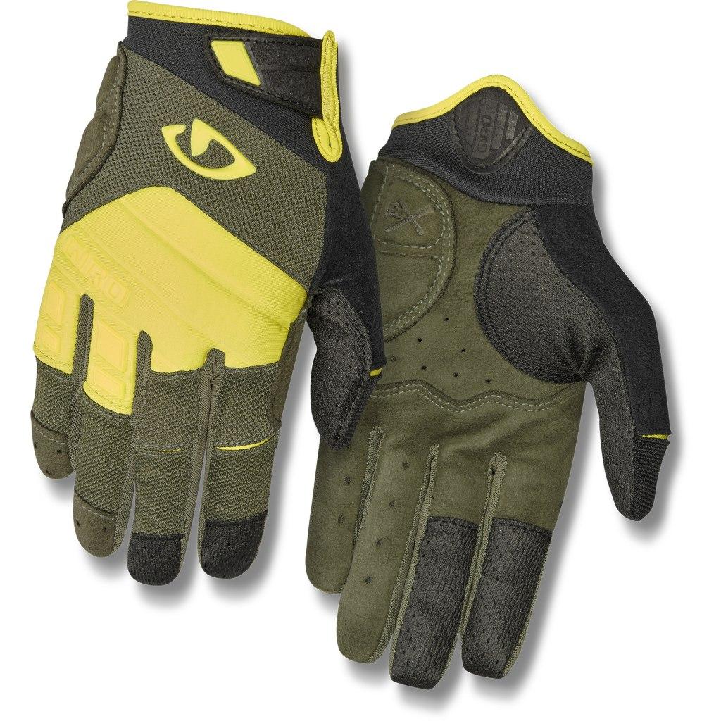 Giro Xen Handschuhe - olive