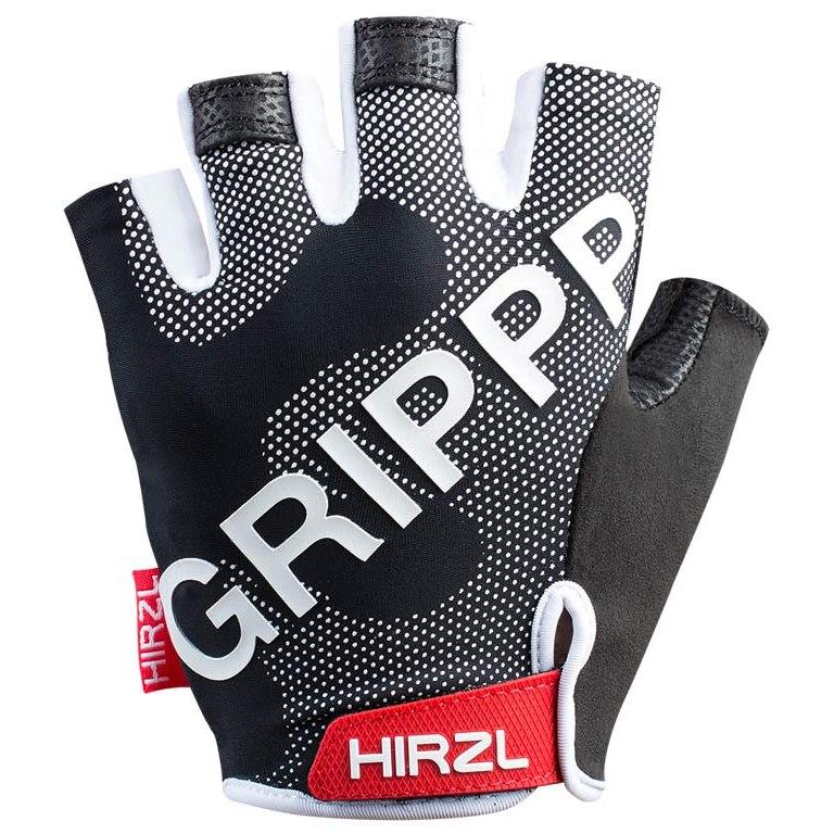 Hirzl Grippp Tour SF 2.0 Short Finger Gloves - White
