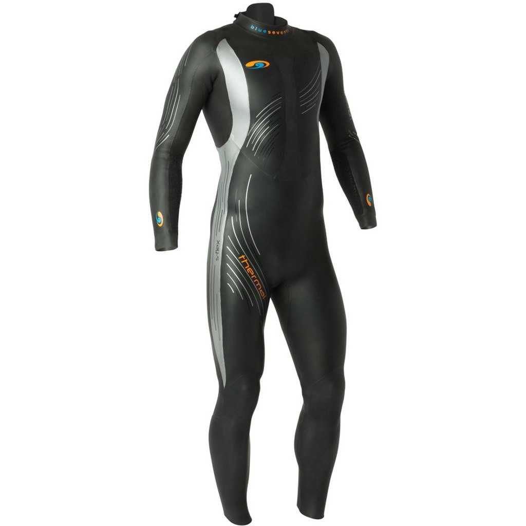 blueseventy Thermal Reaction Wetsuit - black/silver