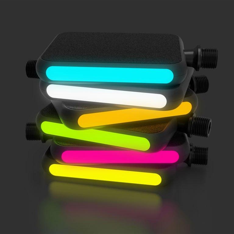 Image of MOTO Reflex Pedal - Pink
