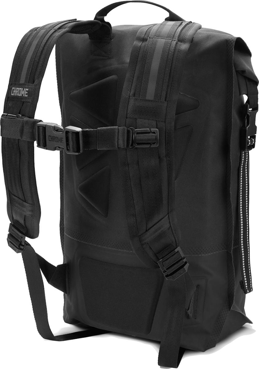 Image of CHROME Urban Ex Rolltop 2.0 Backpack 20 l - Black