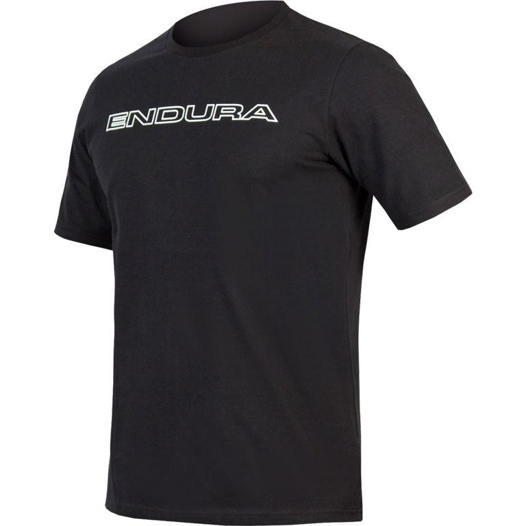 Endura One Clan Carbon T Shirt - black