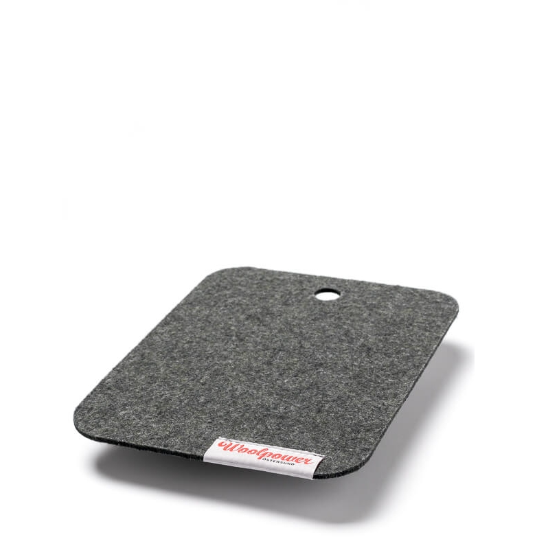 Image of Woolpower Sit Pad Mini 19,4 x 25,80 cm - recycled grey