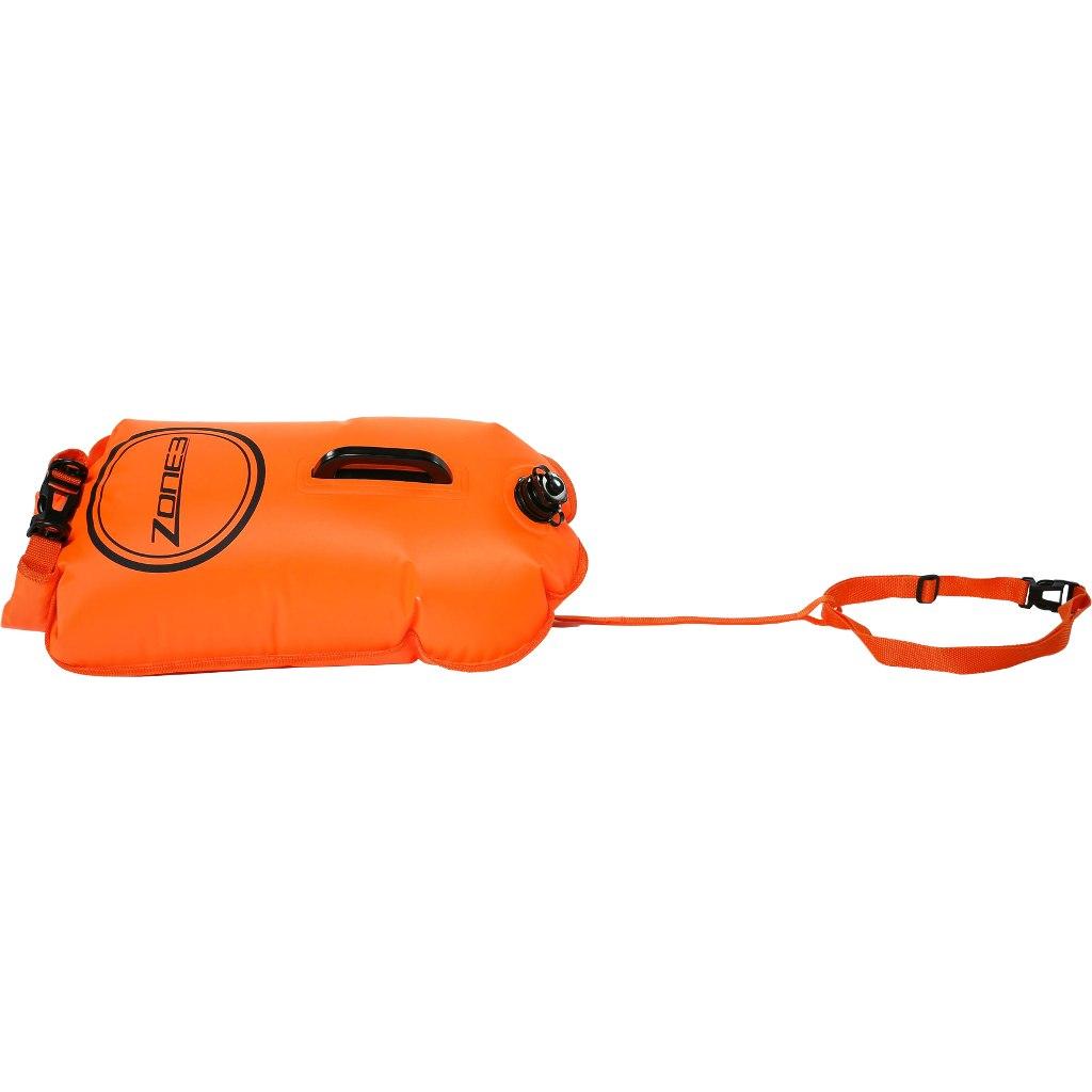 Zone3 Swim Buoy Dry Bag 28L - Bolsa impermeable - naranja