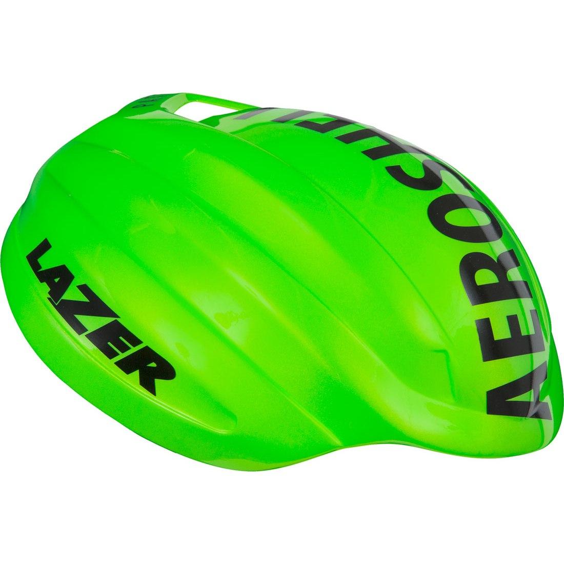 Lazer Aeroshell for Z1 - flash green