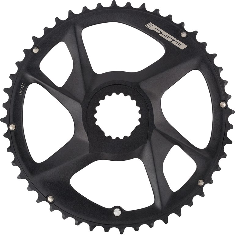 FSA SL-K/Energy Modular 2X outer Direct Mount Chainring - 10/11-speed