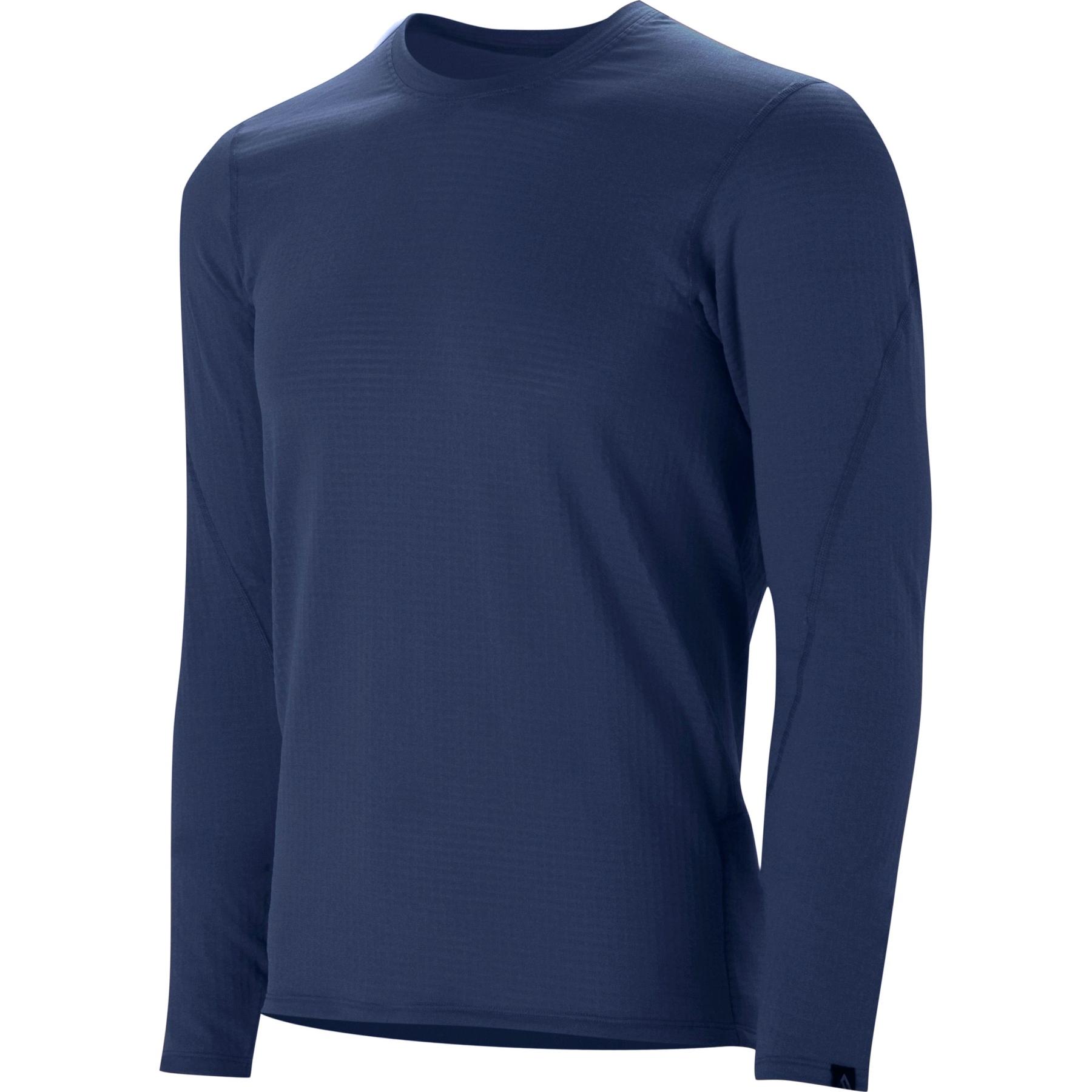 Imagen de 7mesh Gryphon Camiseta de Mangas Largas para Hombre - cadet azul