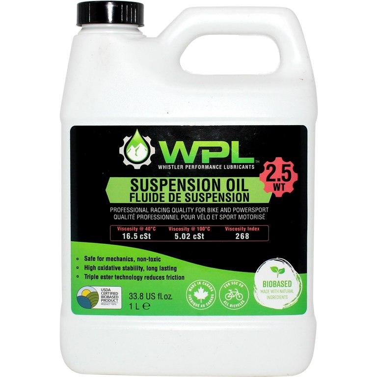 WPL Gabel-/Dämpferöl 2,5 WT - 1000ml