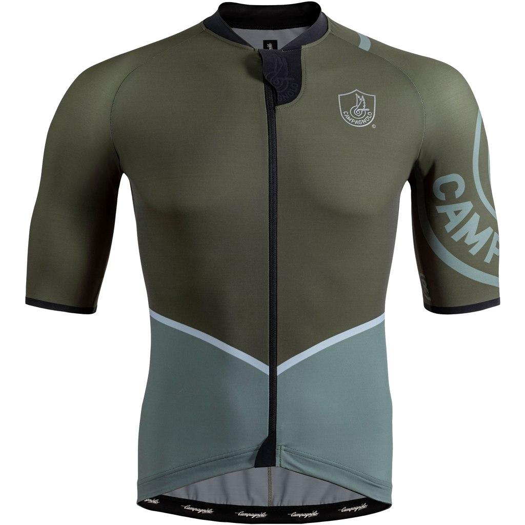 Campagnolo Titanio Jersey - army green