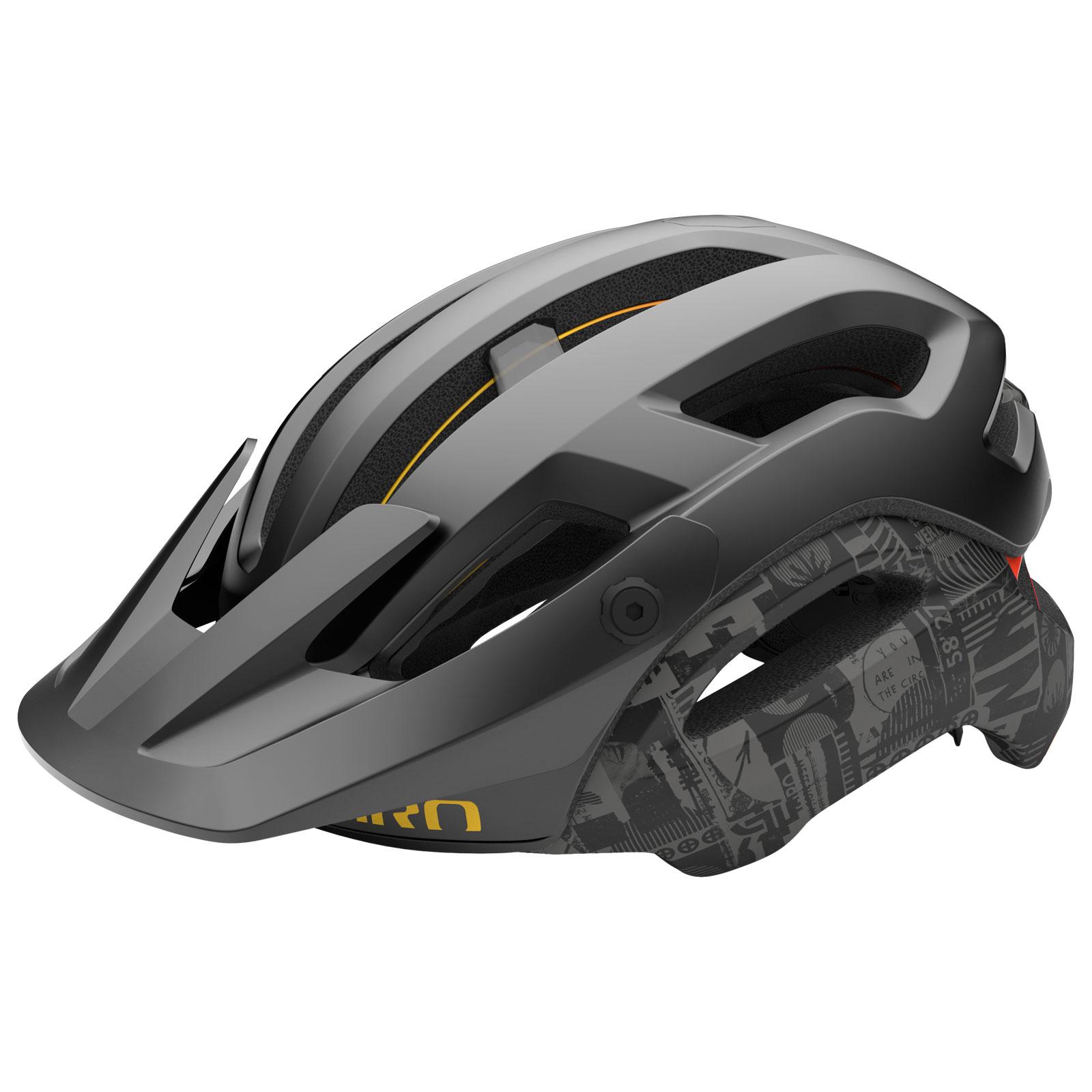 Giro Manifest MIPS Helm - matte black/hypnotic