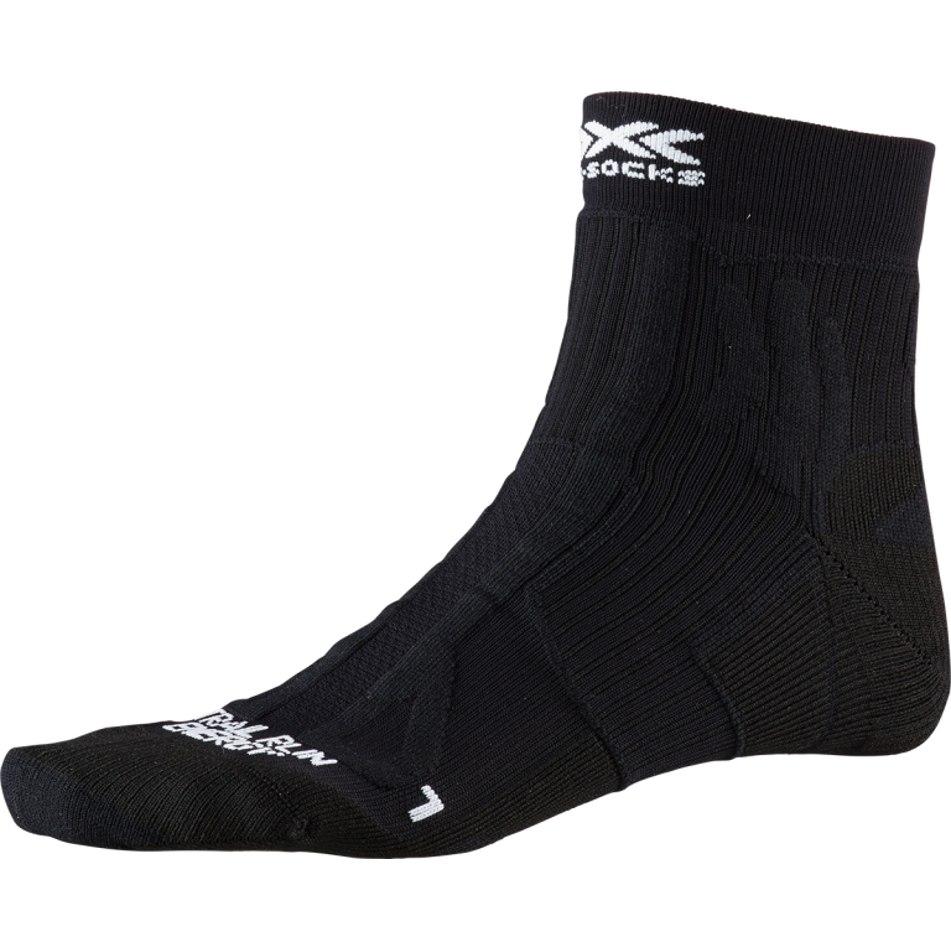 Image of X-Socks Trail Run Energy Running Socks - opal black