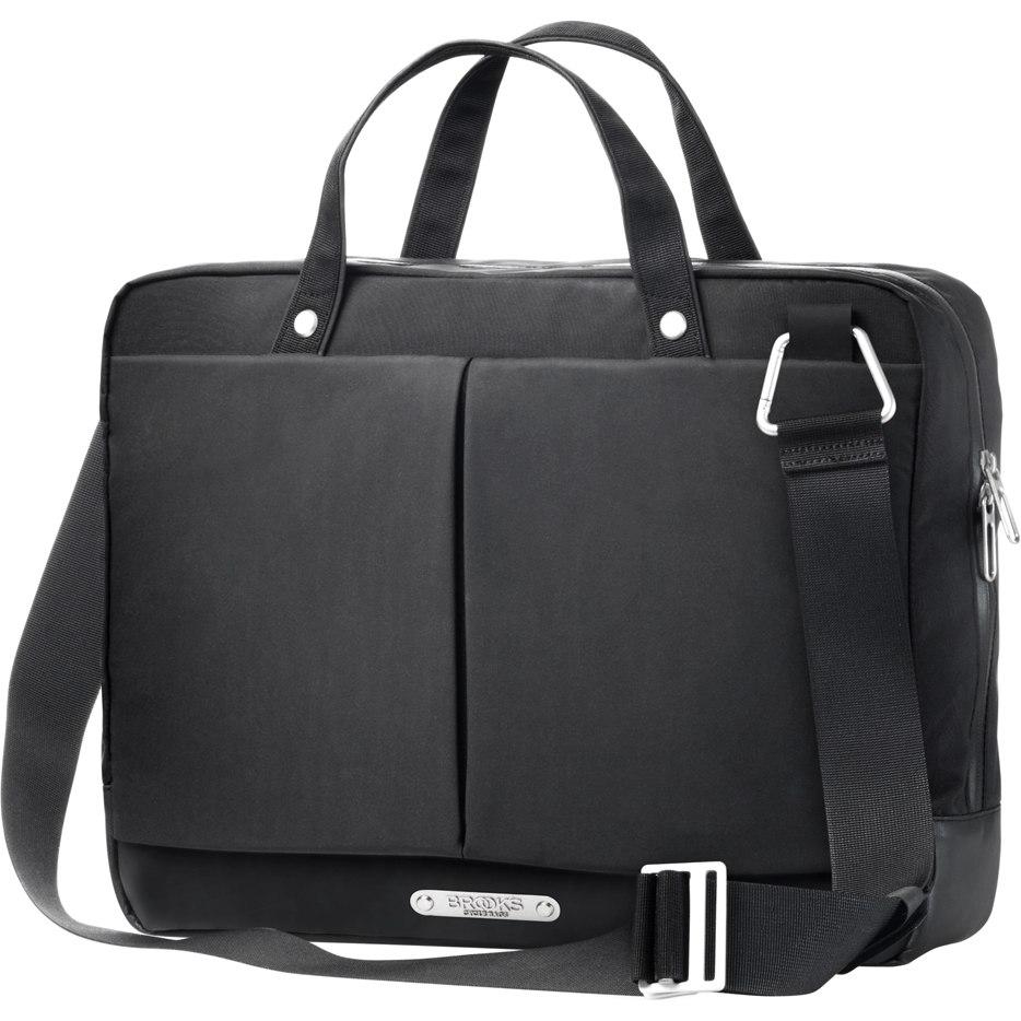 Brooks New Street Briefcase - black