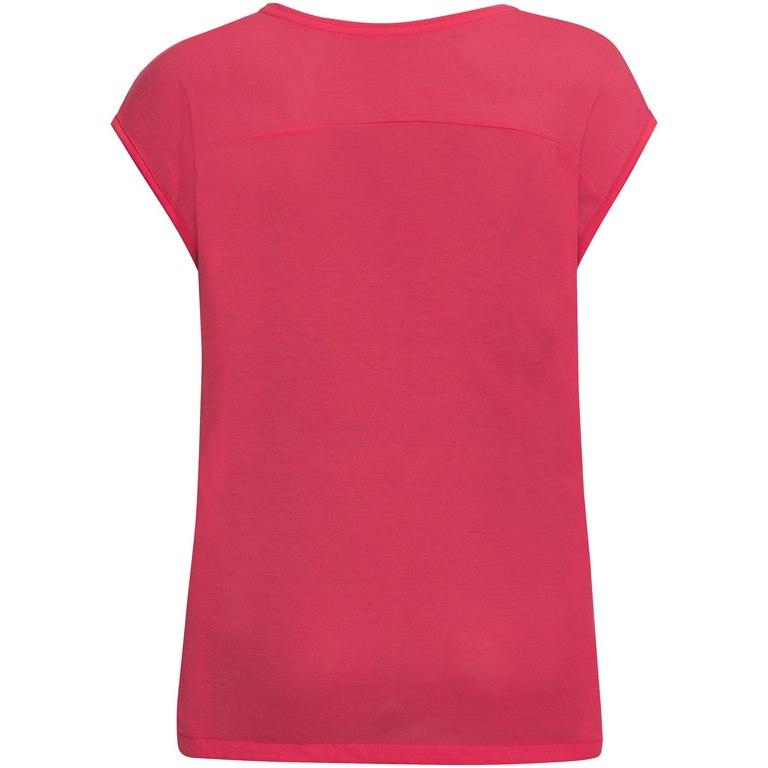 Bild von Vaude Women's Tekoa Shirt - bright pink