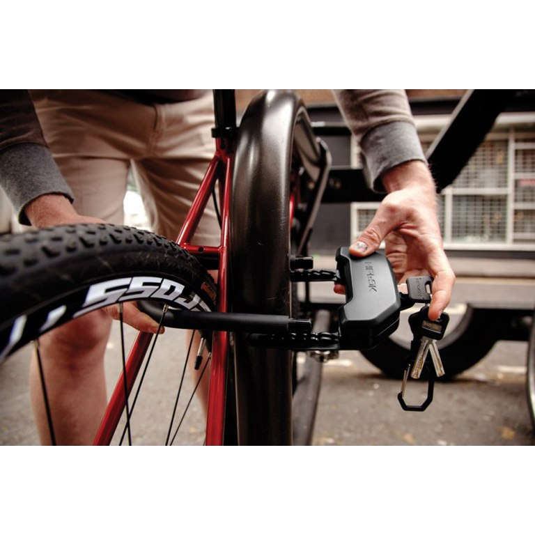 Image of Hiplok DXC Bike Lock - grey