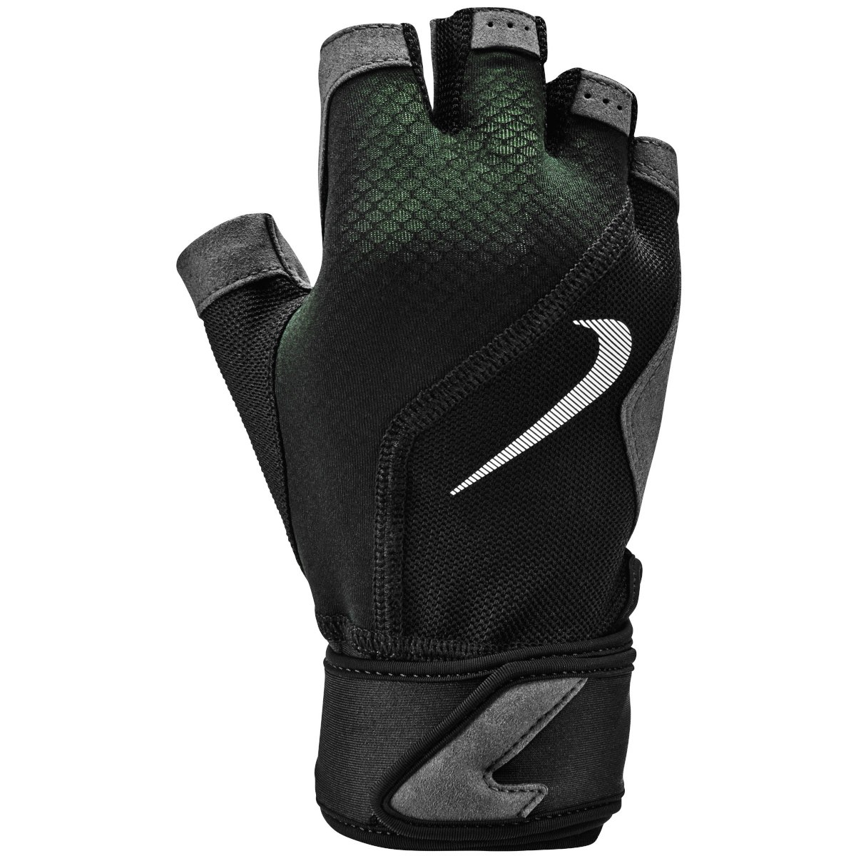 Foto de Nike Men's Premium Fitness Gloves - black/volt/black/white 083