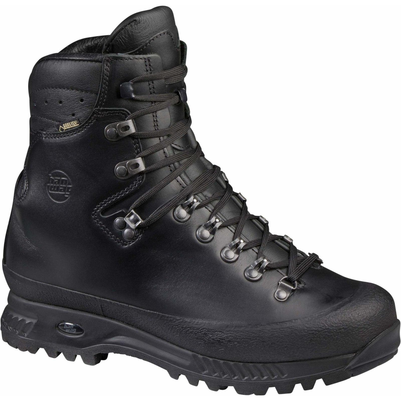 Hanwag Alaska GTX Shoe - Black