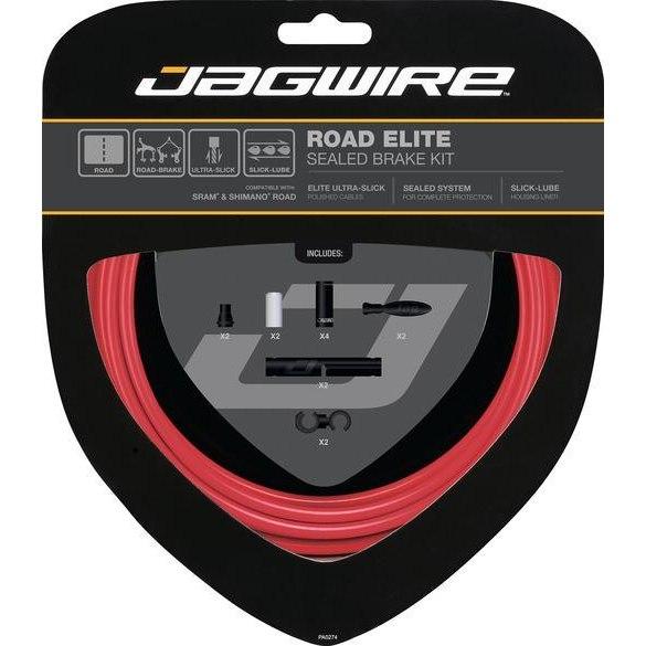 Jagwire Road Elite Sealed Brake - Bremszugset