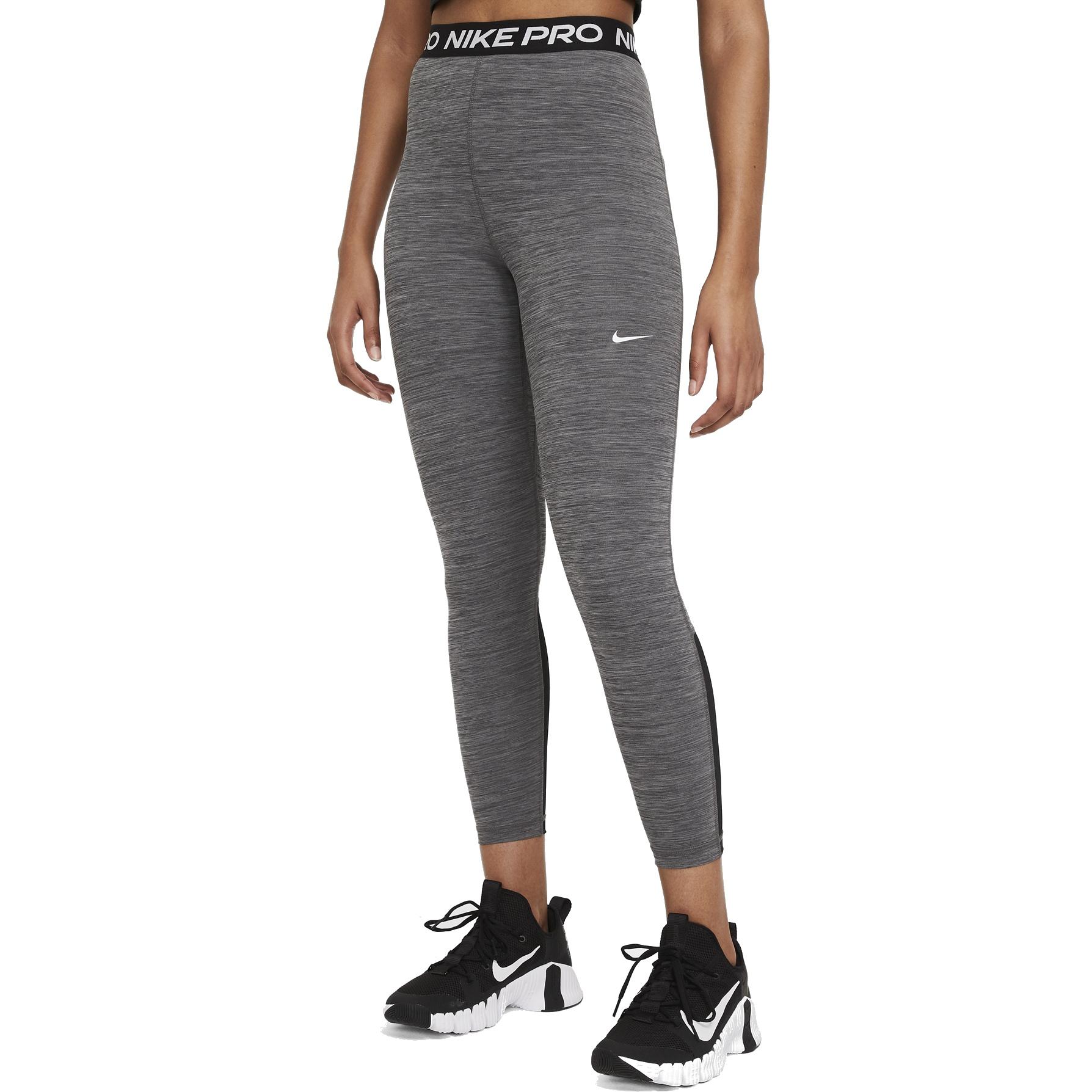 Foto de Nike Pro 365 Mallas para mujer 7/8 - black/htr/white DA0483-011