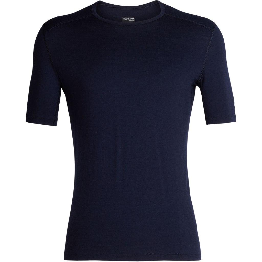 Icebreaker 200 Oasis Crewe Herren T-Shirt - Midnight Navy