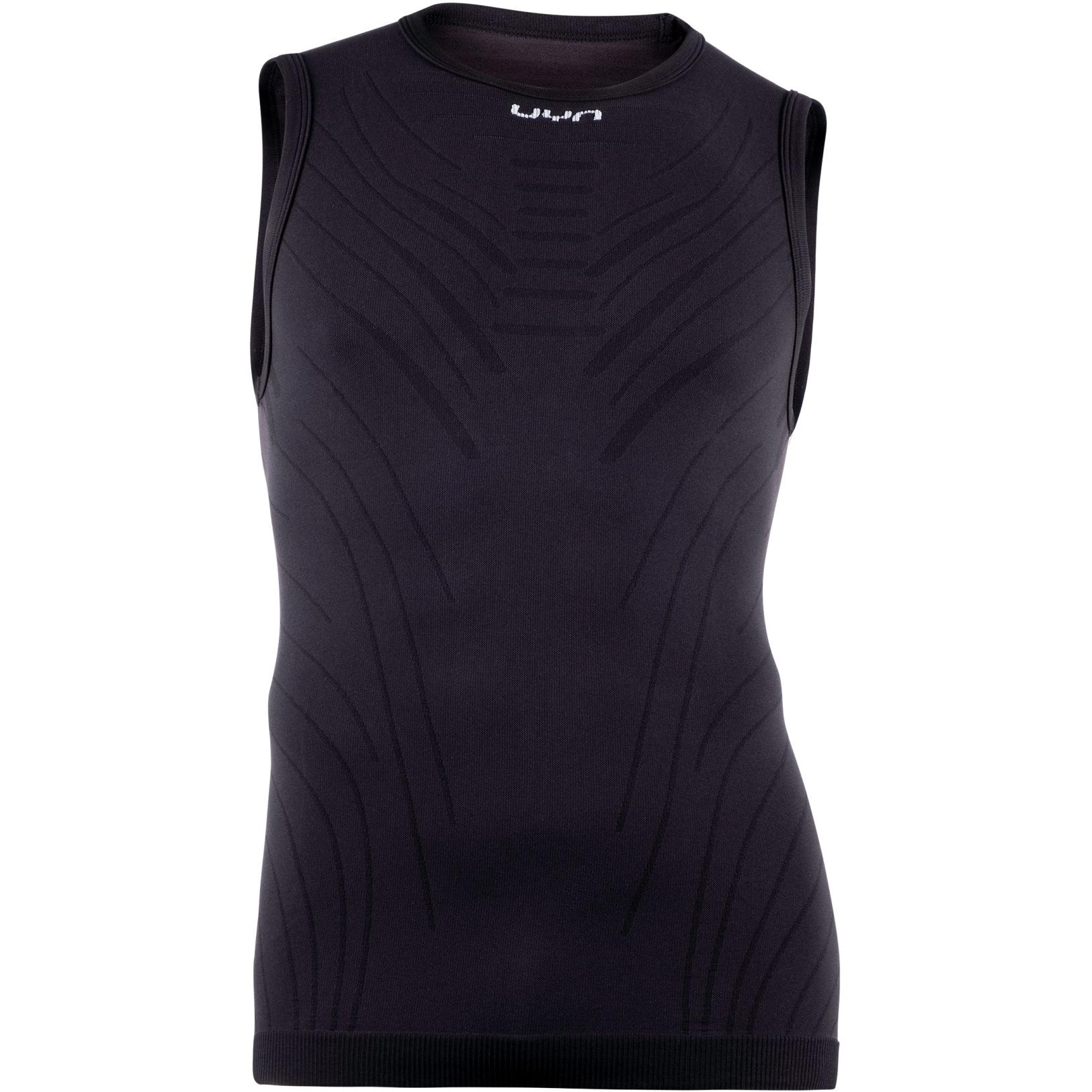 UYN Motyon 2.0 Sleeveless Undershirt - Blackboard