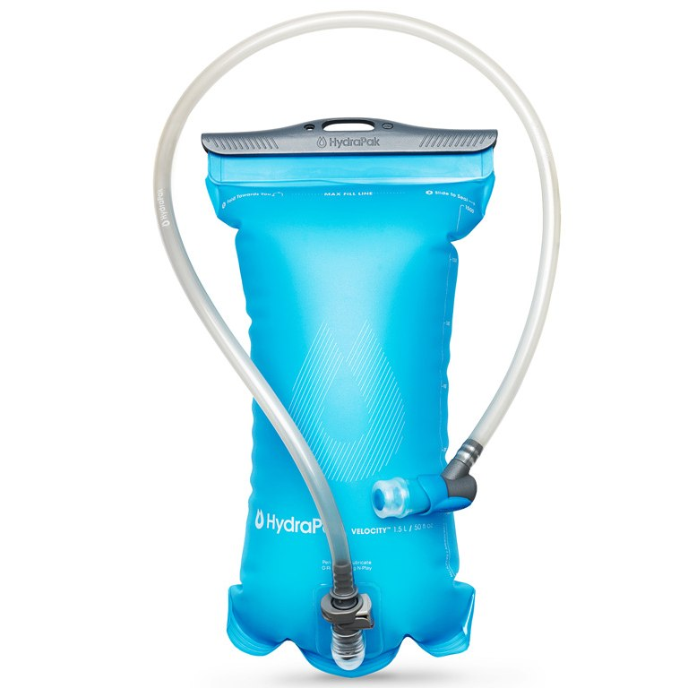 Hydrapak Velocity™ 1.5L Trinkblase - malibu blue