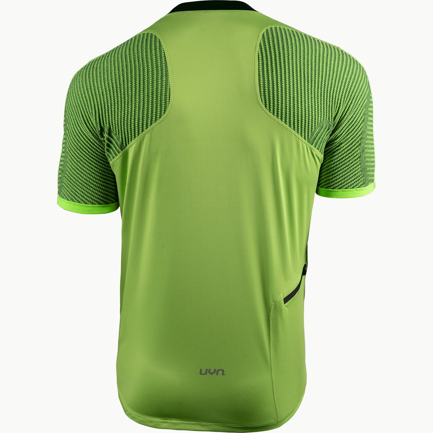 Image of UYN Activyon MTB T-Shirt - Green Jasmine