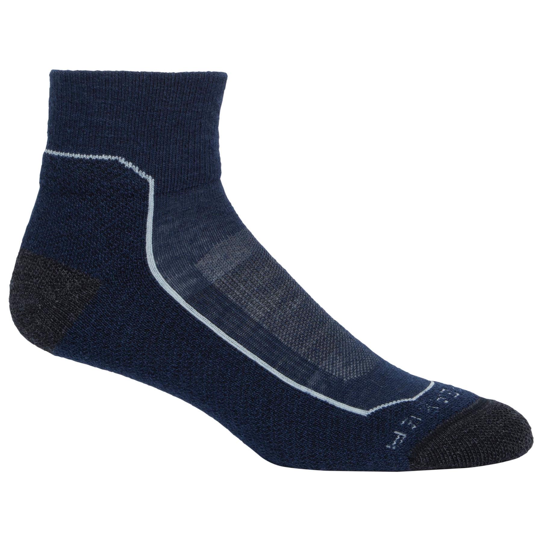 Produktbild von Icebreaker Hike+ Light Mini Herren Socken - Midnight Navy