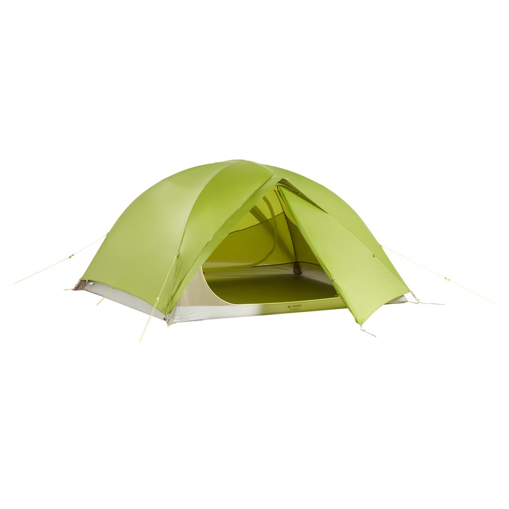 Vaude Space Seamless 2-3P Zelt - cress green