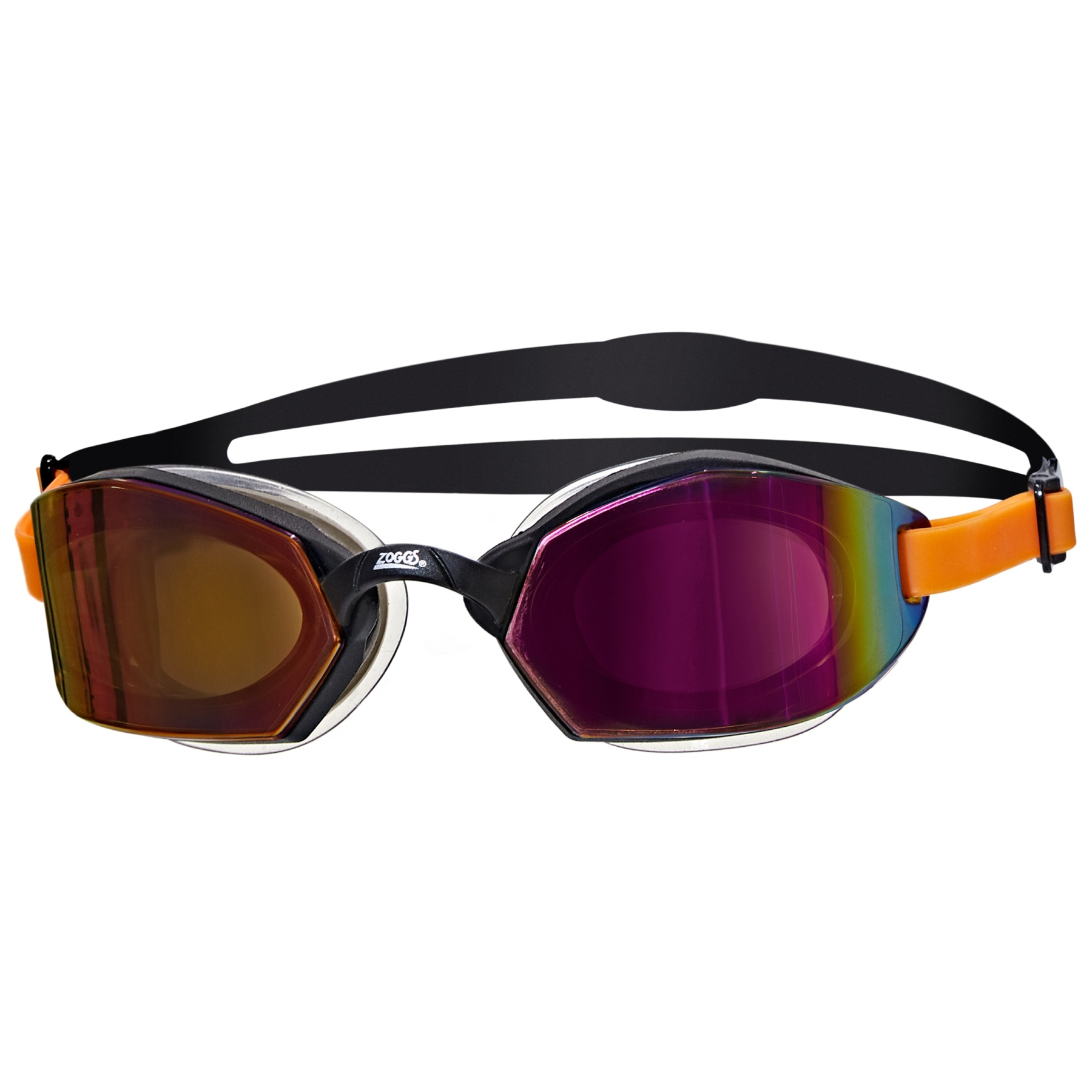 Zoggs Ultima Air Titanium Gafas de natación - negro/gris/titanio