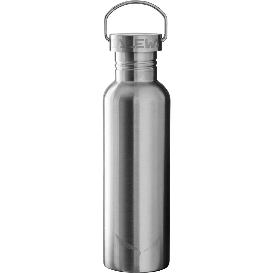 Produktbild von Salewa Aurino Rostfreier Stahl Trinkflasche 1L - steel 0995