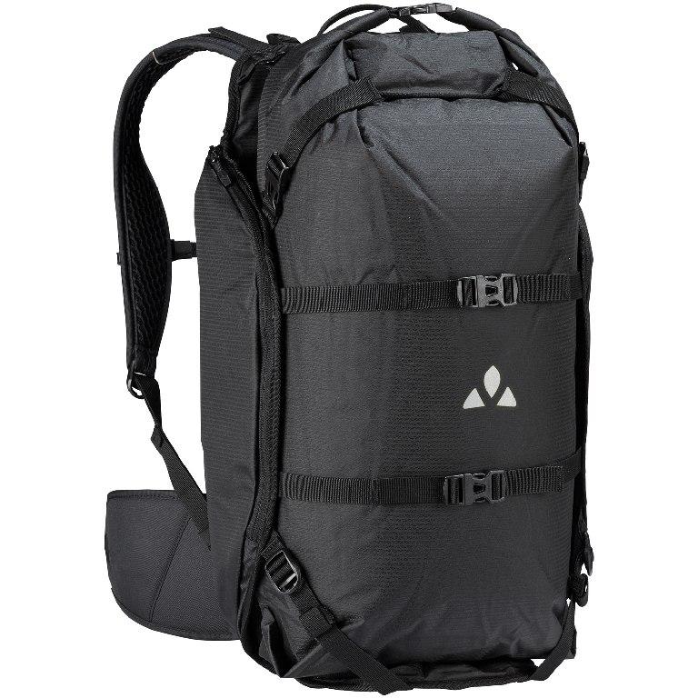 Vaude Trailpack Backpack - black uni