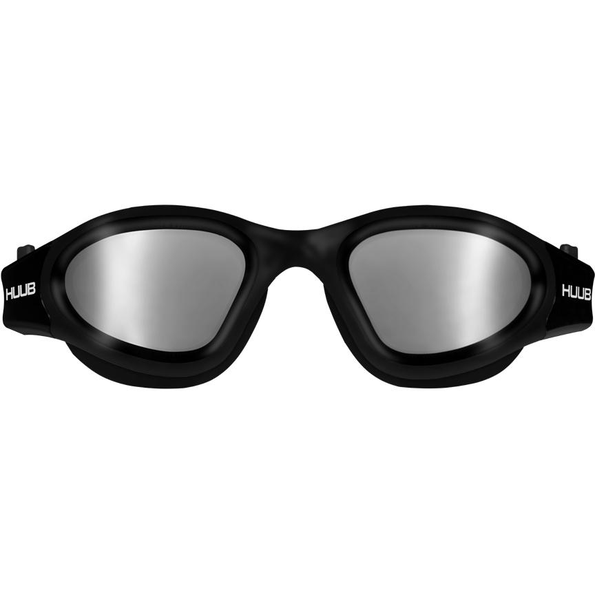 Produktbild von HUUB Design Aphotic Schwimmbrille Photochromatic/Mirrored - schwarz