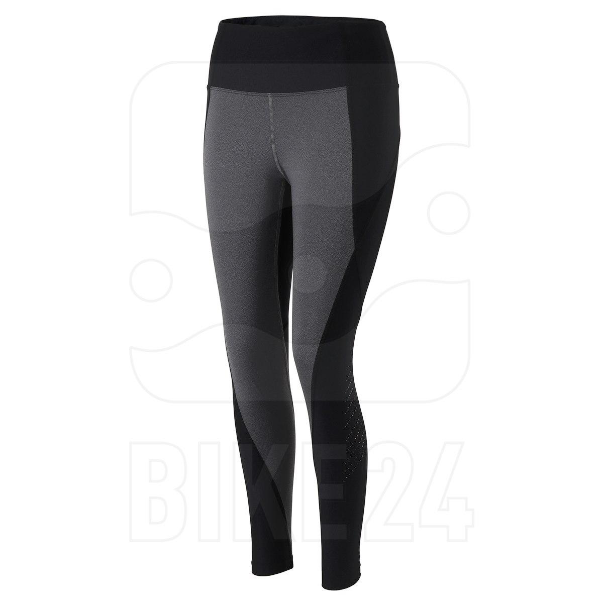 Marika Josie Lasercut Ankle Legging Women - heather grey/black
