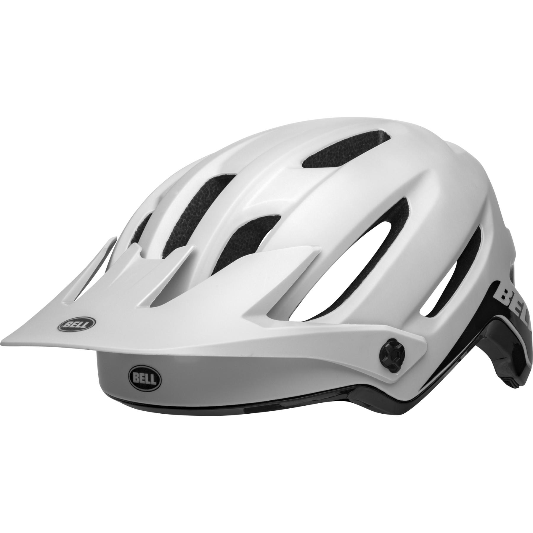 Bell 4Forty MIPS Helmet - matte/gloss white/black
