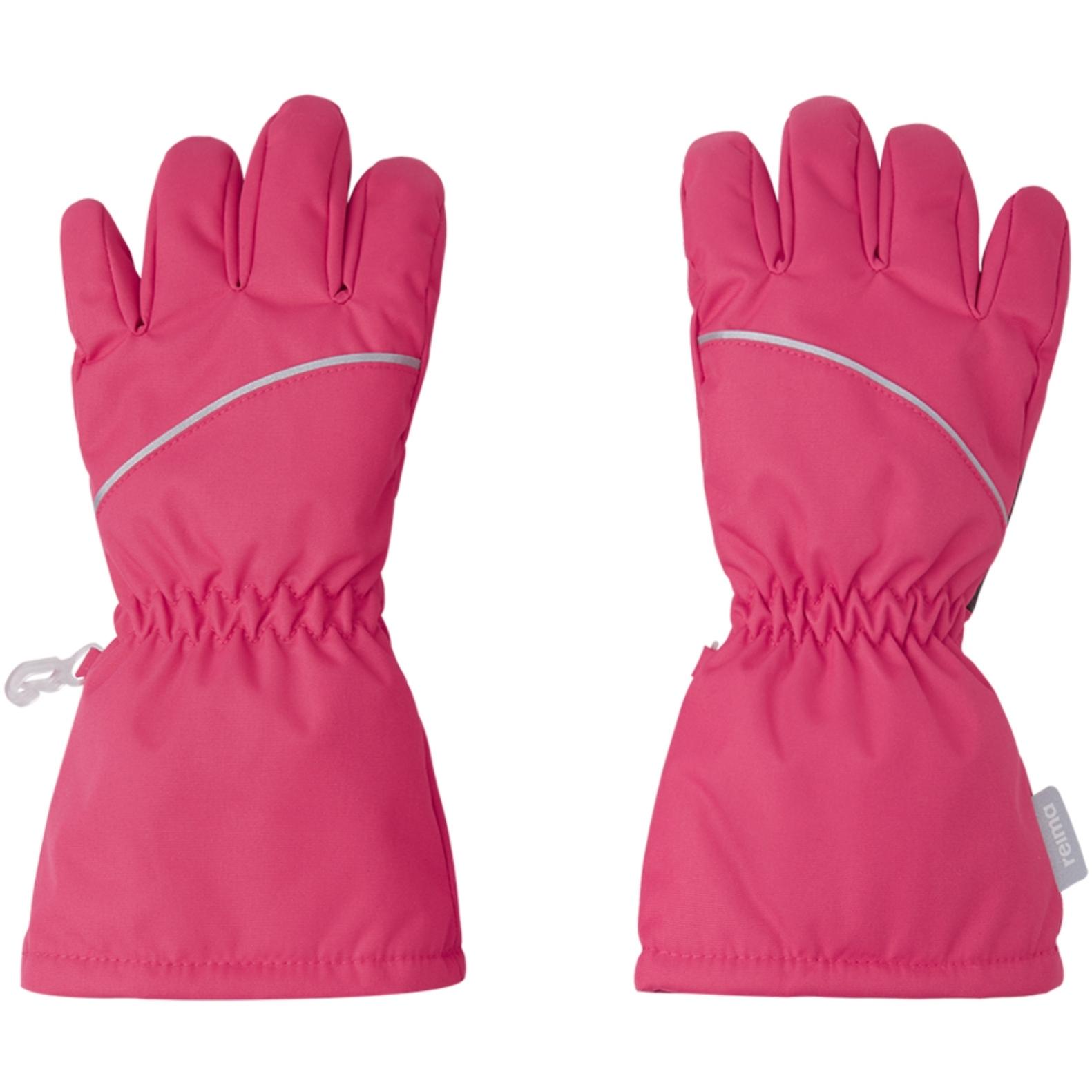 Picture of Reima Kids Gloves (woven) Milne - azalea pink