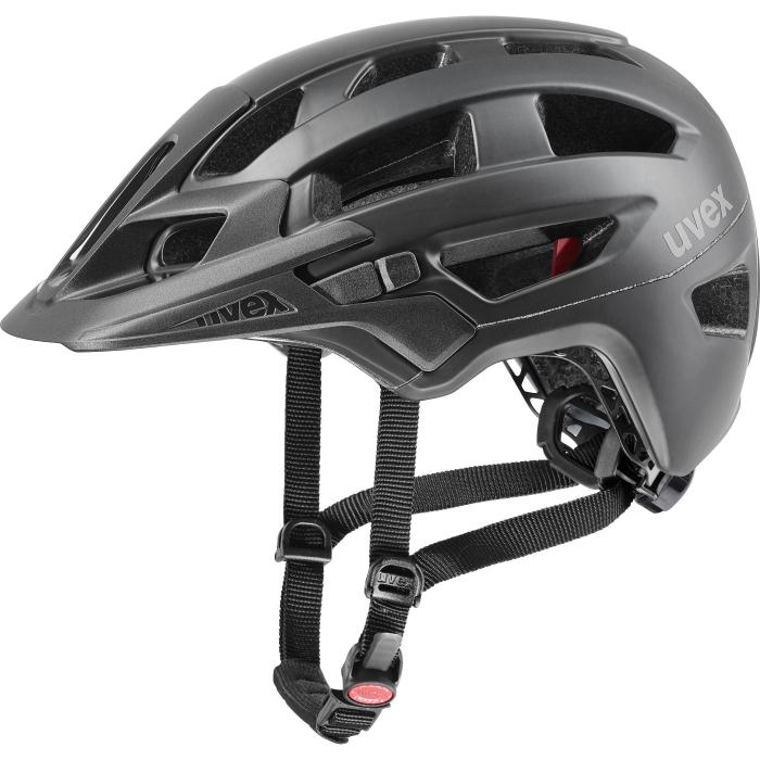 Uvex finale 2.0 Tocsen Helmet - black mat