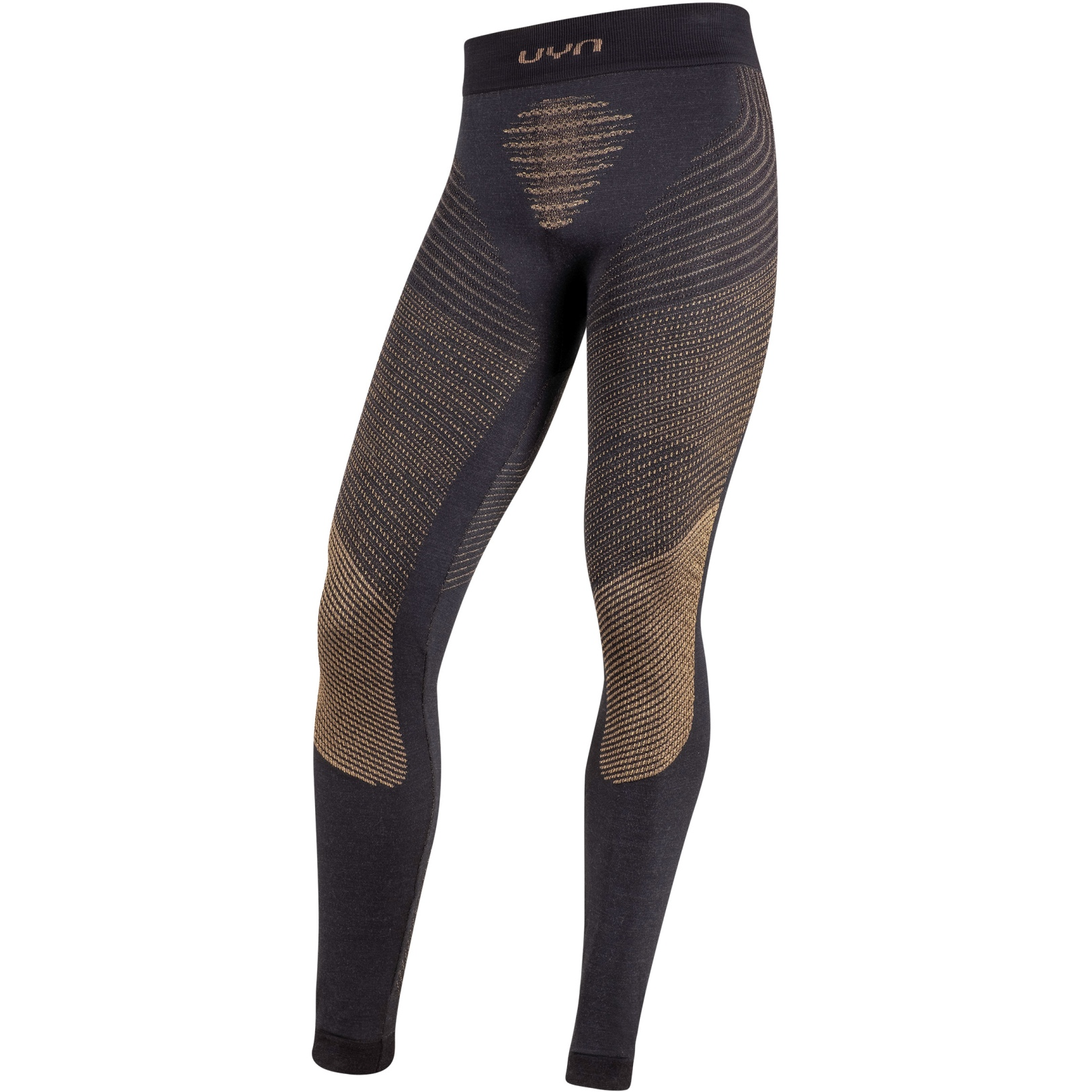 Image of UYN Cashmere Shiny 2.0 Underwear Pants - Celebrity Gold