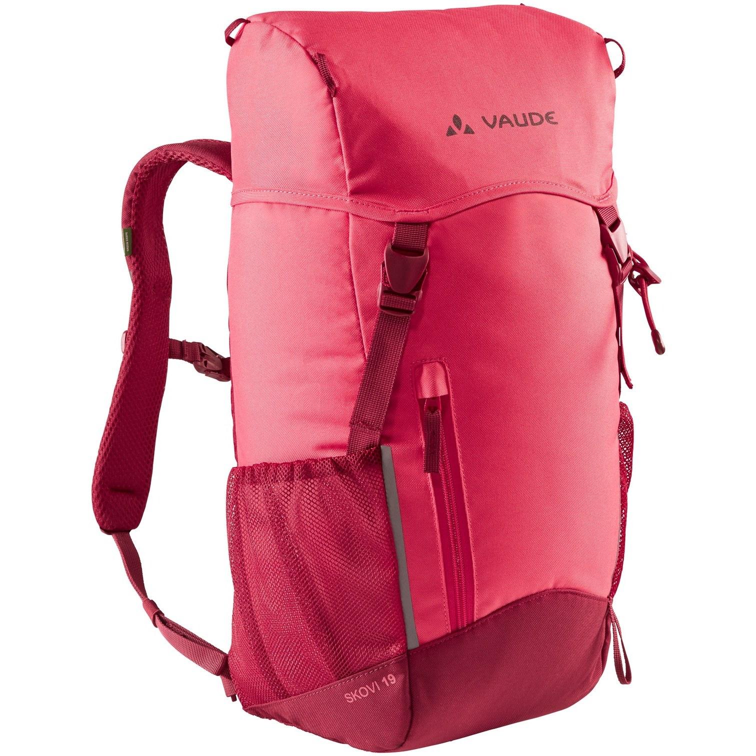 Vaude Skovi 19 Kinderrucksack - bright pink
