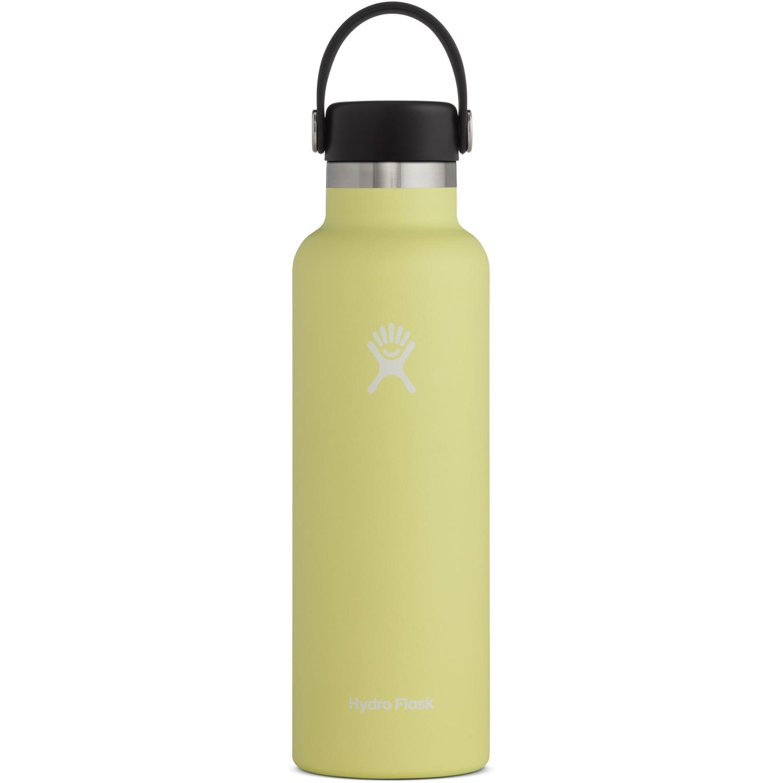 Produktbild von Hydro Flask 21oz Standard Flex Cap Thermoflasche - 621ml - Pineapple