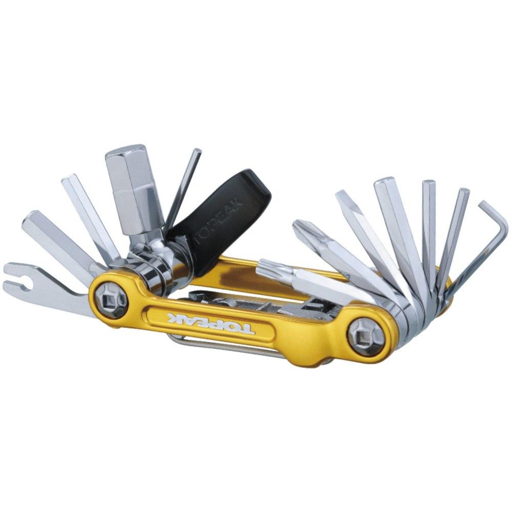 Topeak Mini 20 Pro Mini Tool - gold