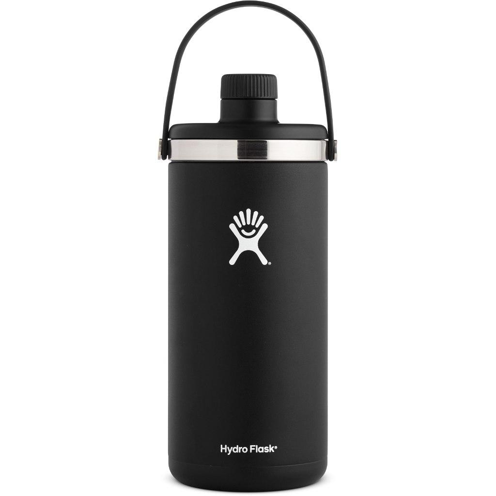 Produktbild von Hydro Flask 128 oz Oasis Thermokanne 3790ml - Black