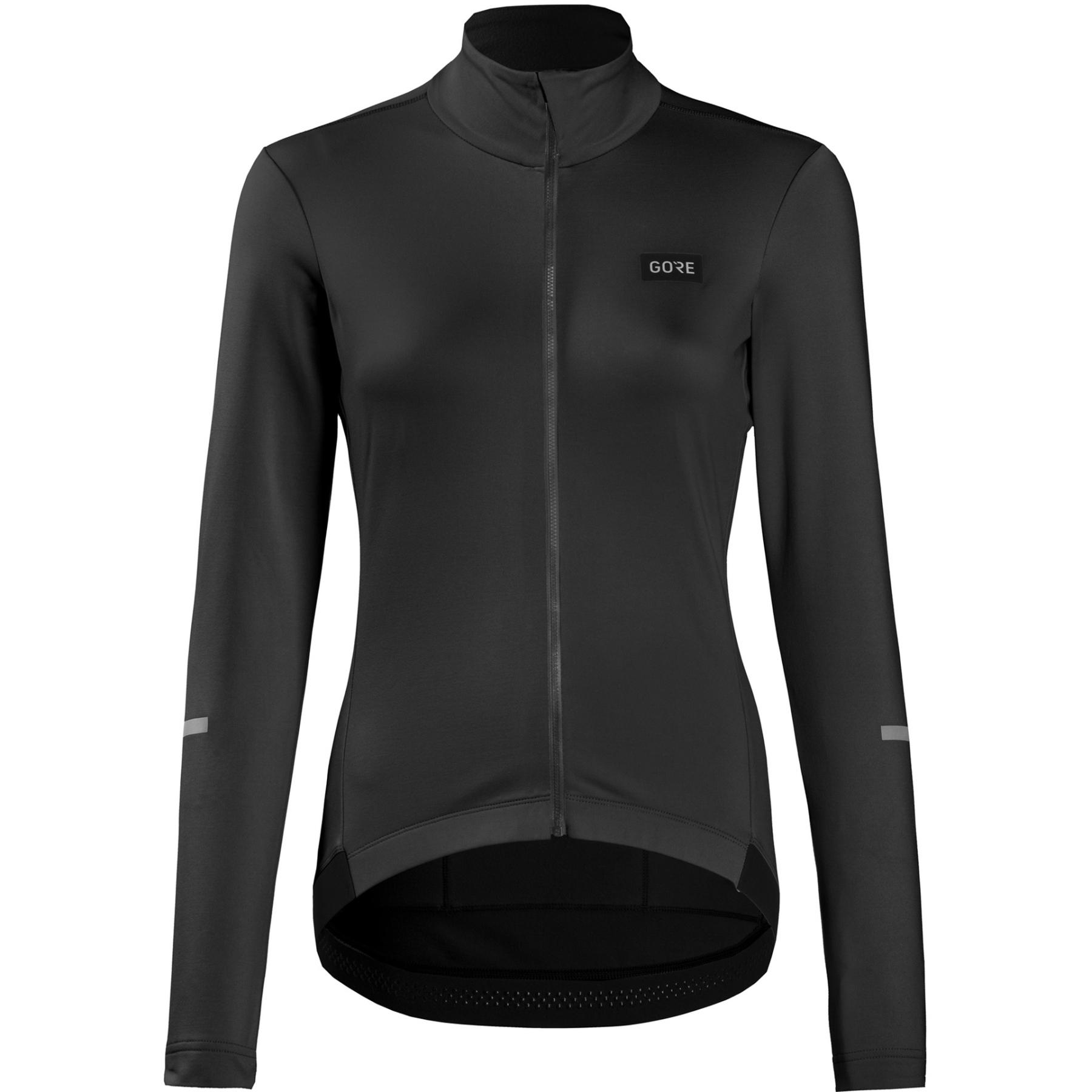 Produktbild von GORE Wear Progress Thermo Trikot für Damen - black 9900